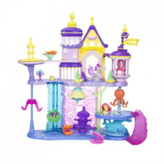Set figurine My Little Pony The Movie, tinuturile Canterlot si Sequestria