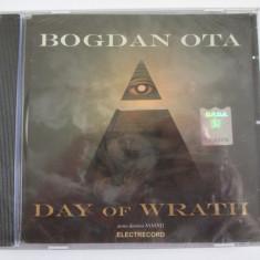 Rar! CD nou in tipla Bogdan Ota,albumul:Day of wrath-Electrecord 2012