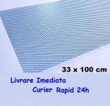 Plasa Tuning Aluminiu culoarea Albastra tip FAGURE AL-TCT-2338