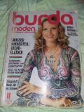 Reviste/catalog modele moda vechi BURDA cu tipare si schite croitorie Ceausiste