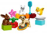 LEGO DUPLO - Animalutele familiei 10838