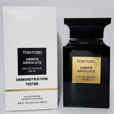 Parfum Tester  Tom Ford AMBER ABSOLUTE- 100ml ( Plus Cadou ), 100 ml