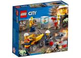 LEGO City - Mining Echipa de minerit 60184