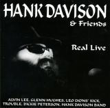 HANK DAVISON & FRIENDS (ALVIN LEE, GLENN HUGHES) - REAL LIVE, 1996