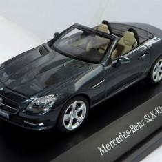 Schuco noul Mercedes SLK ( tenorit grey ) 2015  1:43