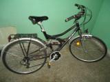 Vind,NUMAI IN ORADEA, bicicleta PROPHETE Germania, roti 28x1.1/2 (700x38C), 18, 21, 28