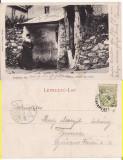 Saliste, Seliste ( Hermannstadt ,Sibiu)- Fantana Foltei- clasica,  rara