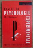 L'intelligence / par Pierre Oleron, Jean Piaget, Barbel Inhelder et Pierre Greco