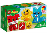 LEGO Duplo - Primele mele animalute 10858