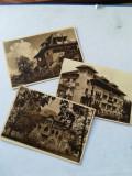 Vederi vechi Romania-Pucioasa (vezi descriere), Necirculata, Fotografie, Europa