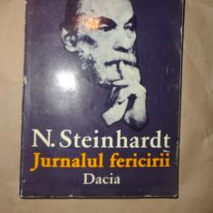 Jurnalul fericirii 444pagini- Steinhardt