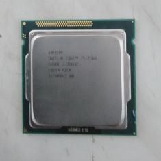Procesor i5 2500 3.3Ghz-3.7GHZ Quadcore Sandy Bridge 1155, Intel Core i5