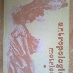 Mircea Ifrim - Antropologie motrica