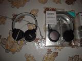 Casti sony MDR-ZX660AP cu microfon integrat ascuns mufa jack, Casti Over Ear, Cu fir, Mufa 3,5mm