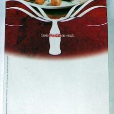Notes Coca Cola