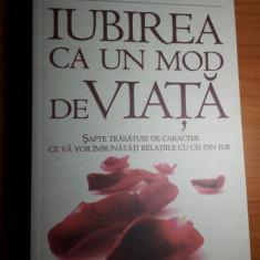 GARY CHAPMAN-IUBIREA CA UN MOD DE VIATA