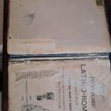 Ioan Nadejde - Dictionariu latino-roman complect, 1894, editia I