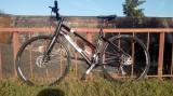 Bicicleta Merida Crossway 100, model 2016, 19, 27, 28