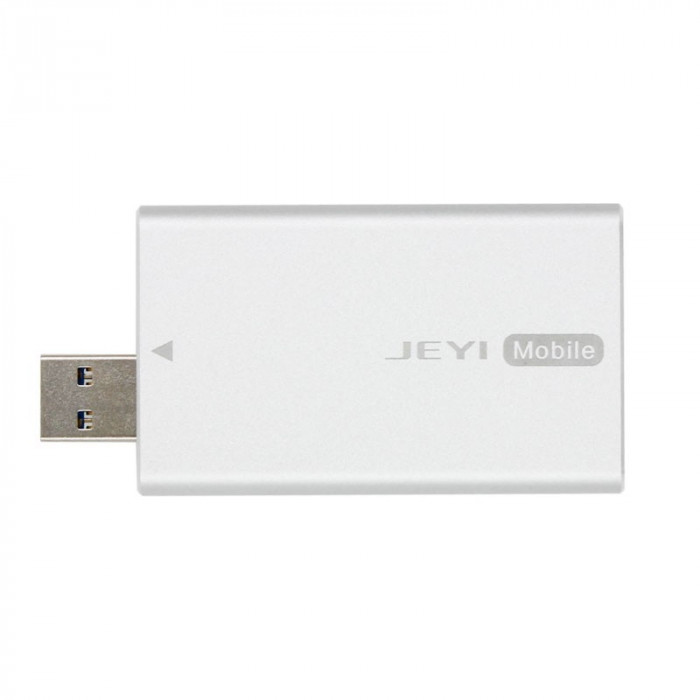 Adaptor SSD mSATA la USB 3.0 Rack extern carcasa gen stick fara cablu, metalic