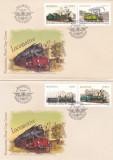 ROMANIA 2011  LP 1912   LOCOMOTIVE  FDC