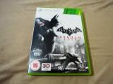 Batman Arkham City, XBOX360, original!, Actiune, 18+, Single player