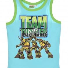 Maieu copii Testoasele Ninja, Turtles Ninja, bleo , 3,4,6,8 ani/98,104,116,128cm
