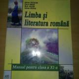 Manual Lb. si lit. romana Clasa XI, Andrian Costache, Adrian Savoiu, Editura Art, Clasa 11