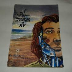 ANTOLOGIE DE LITERATURA FANTASTICA SI SCIENCE FICTION, Alta editura
