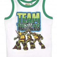 Maieu copii Testoasele Ninja, Turtles Ninja , alb , 3,4,6,8 ani/98,104,116,128cm