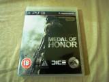 Joc Medal of Honor original, PS3!, Actiune, 18+, Single player, Ubisoft