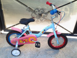 """Jako Nakamura / bicicleta copii 12"""" (2-5 ani)"""