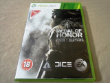 Medal of Honor, XBOX360, original!, Actiune, 18+, Single player