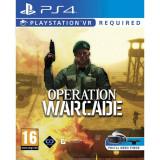 Joc consola Perpetual Operation Warcade VR PS4