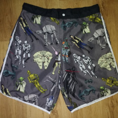 Pantaloni scurti Star Wars mărimea XL, Din imagine