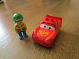 Lego Duplo Cars - Fulger McQueen + Figurina