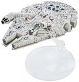 Jucarie Hot Wheels Star Wars Starships Millennium Falcon, Mattel