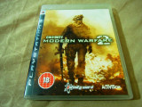 Joc Call of Duty Modern Warfare 2, PS3, original, alte sute de jocuri!, Actiune, 18+, Single player, Sony