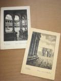 Vederi Arta Italia, D Bellini : 1. Areo di Constantino, 21.Chiostro di S G, Necirculata, Fotografie