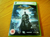 Batman Arkham Asylum, XBOX360, original!, Actiune, 18+, Single player