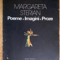 Margareta Sterian - Poeme * Imagini * Proze