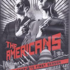 DVD serial: The Americans - seria 1 ( 4 discuri - subtitrare engleza, franceza ), Drama