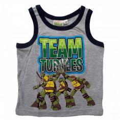 Maieu copii Testoasele Ninja, Turtles Ninja , gri , 3,4,6,8 ani/98,104,116,128cm