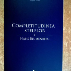 Hans Blumenberg - Completitudinea Stelelor