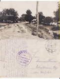 Rastoaca (Focsani, Vrancea)-  militara WWI, WK1, Circulata, Printata