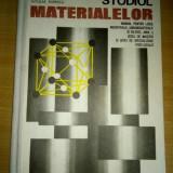 Studiul materialelor - Niculae Popescu, Ed. Didactica si pedagogica