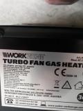 Incalzitor/Aeroterma pe gaz WORKZONE RT 19000