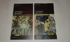NICOLAS PLATON - CIVILIZATIA EGEEANA        Vol.3.4. foto