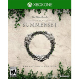 Joc consola Bethesda The Elder Scrolls Online Summerset Collectors Edition Xbox One
