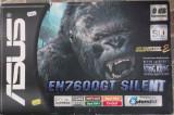 Placa video Asus Geforce 7600GT 256 ddr3 / 128 bits Silent Dual Dvi box, PCI Express, 256 MB, nVidia