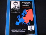 MISIUNILE LUI VISINSKI IN ROMANIA-DOCUMENTE SECRETE-1944-1946-269 PG A 4-